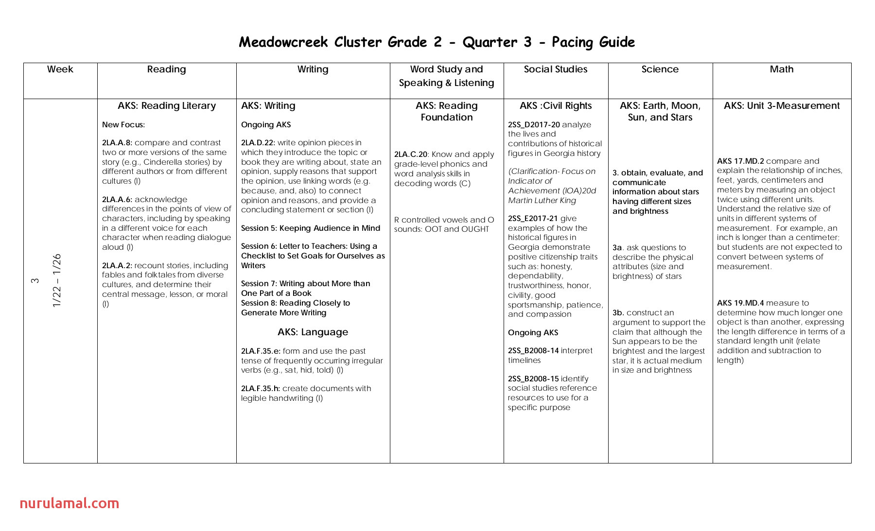 2 Q3 All Easy to Print Pages 1 9 Text Version