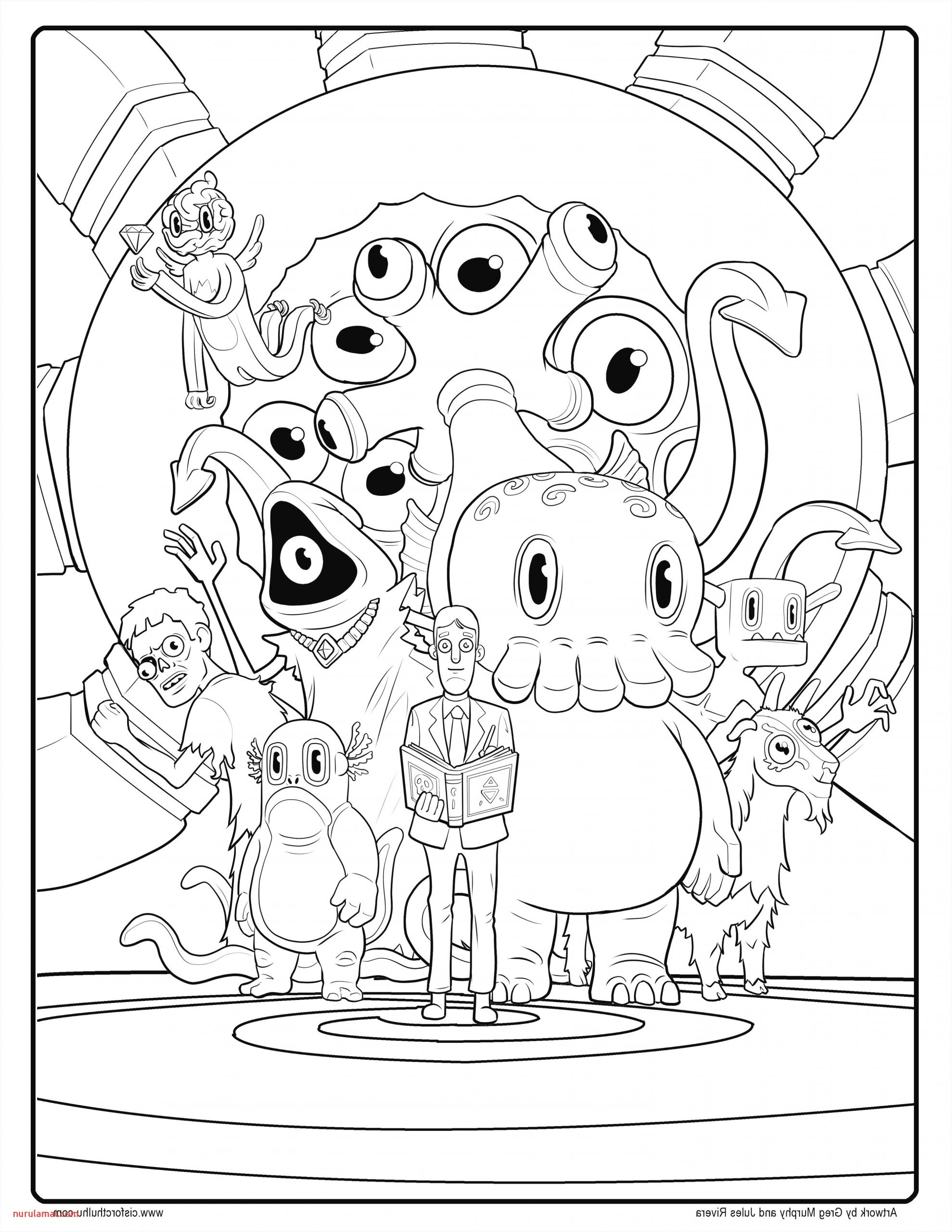 21 Cool Gallery Mice Coloring Page