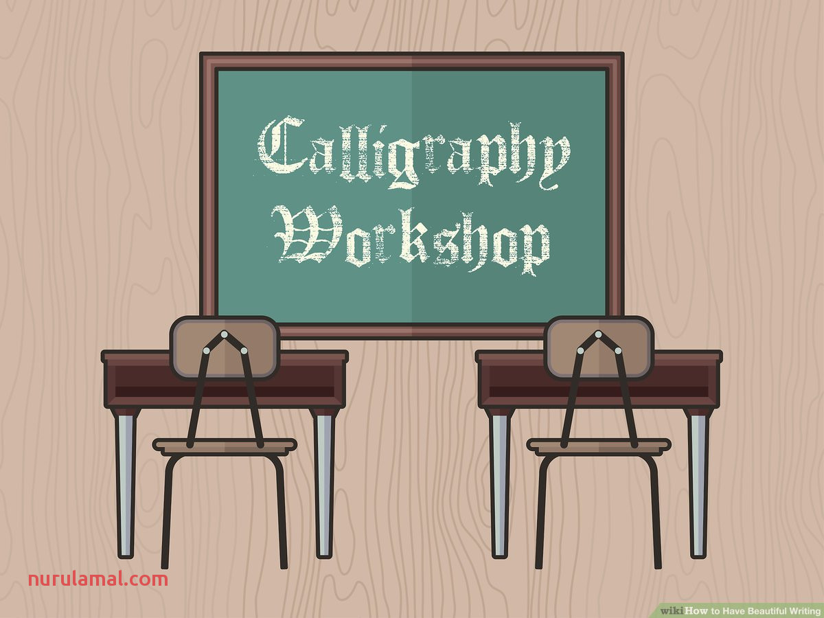 3 Ways to Have Beautiful Writing Wikihow