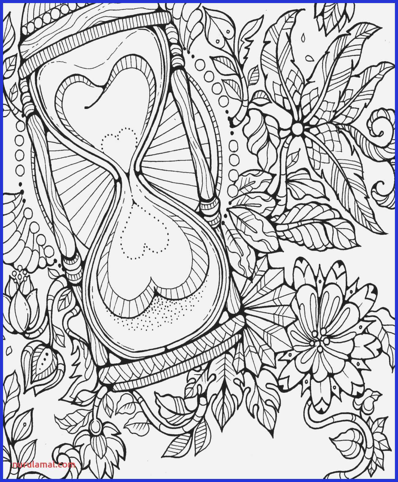 30 Unique Stock Coloring Page Nature