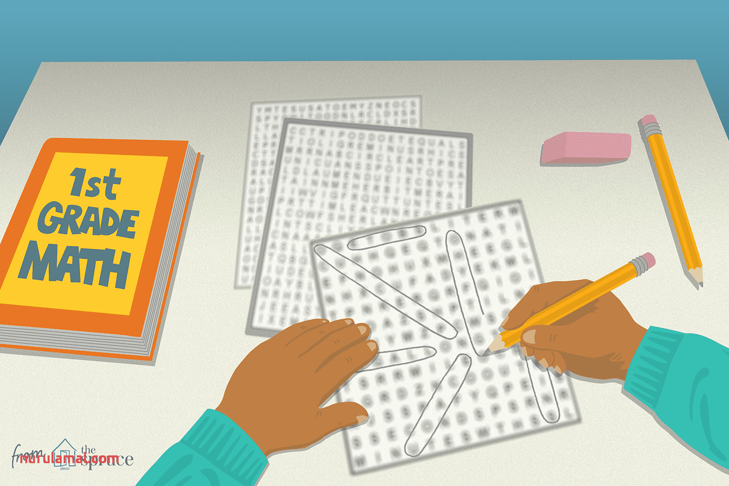 31 Free Math Word Search Puzzles for All Skill Levels
