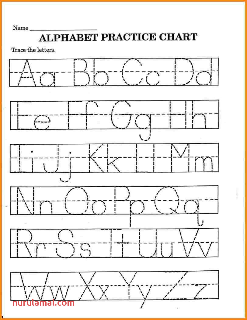 7 Pre K Worksheets Printable Media Resumed Kindergarten