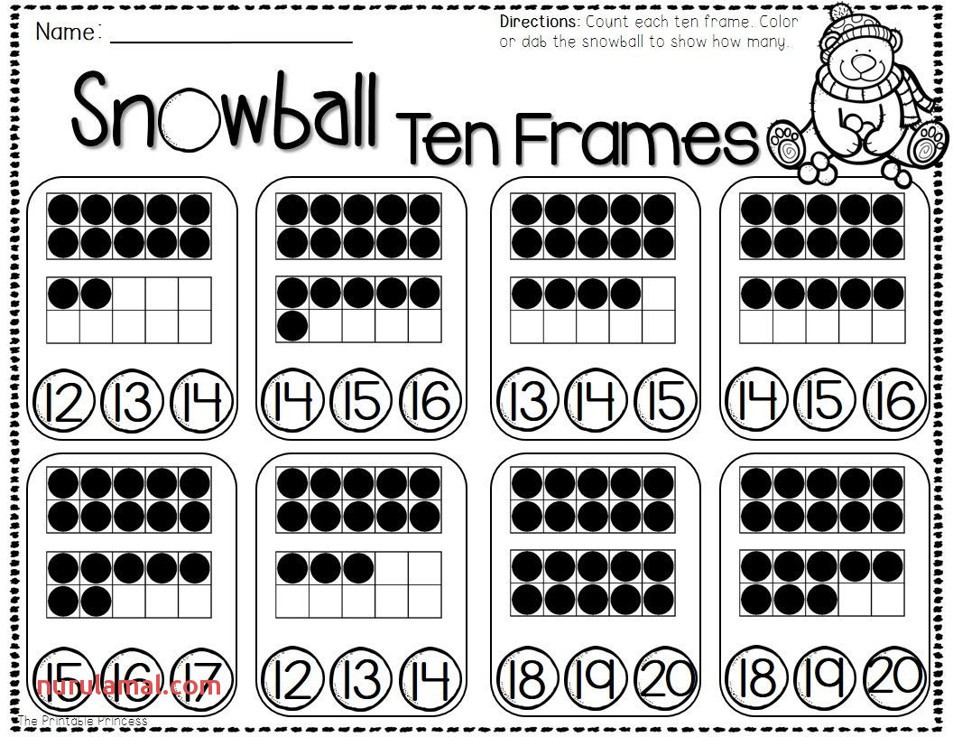 89 Best Ten Frames Images