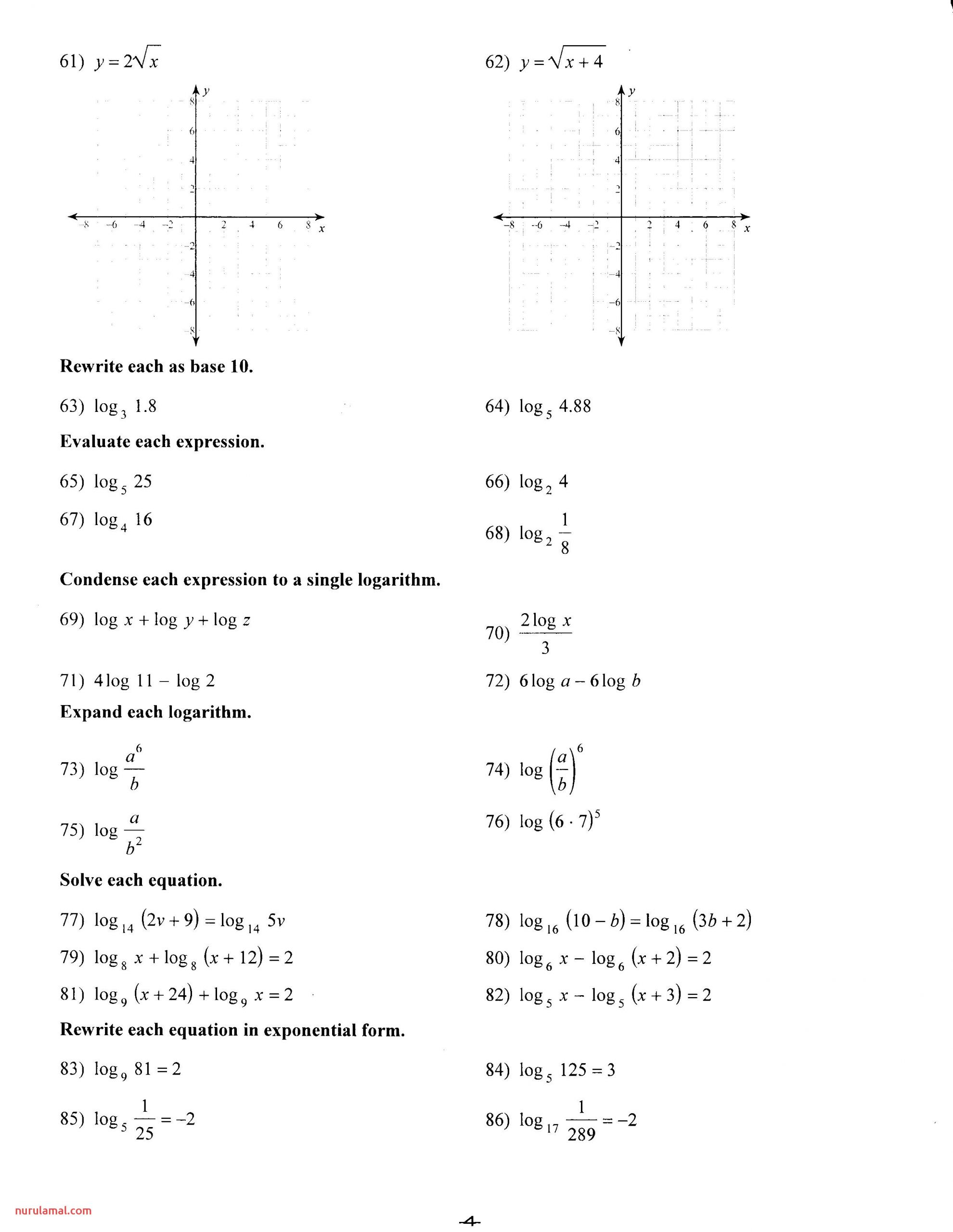 9th Grade Math Worksheets Pdf