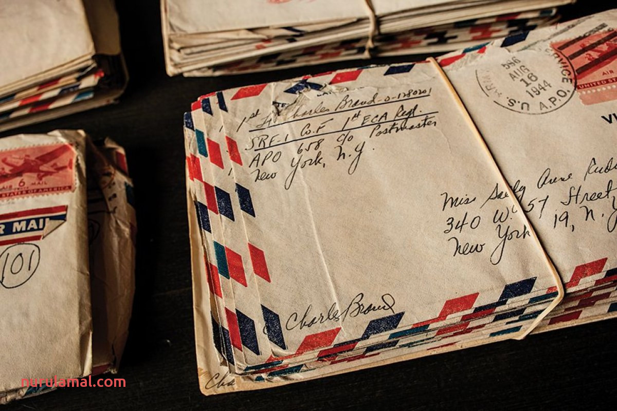 A Family S Lost Love Letters A Stranger and A History Revealed