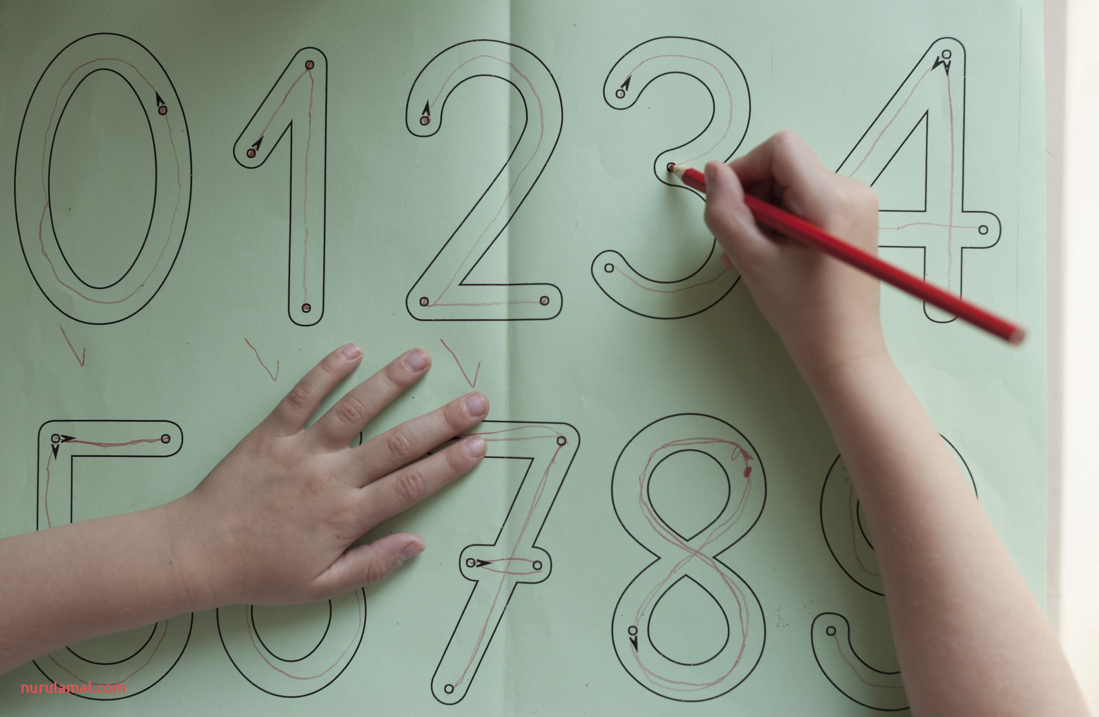 A Kindergarten Lesson Plan On Addition and Subtraction