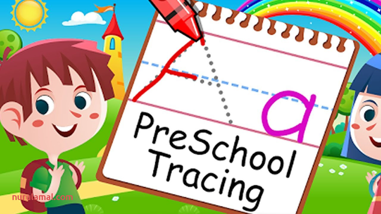Abc Preschool Kids Tracing & Phonics Learning Game Kids Game Learn Educational