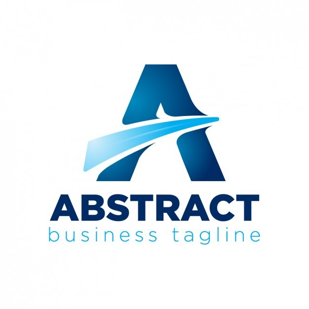 Abstract Business Logo Template Vector Free Download