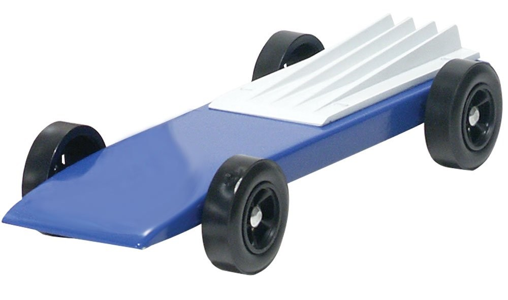 Aerodynamic Racer Weight Weights Pinecar Derby