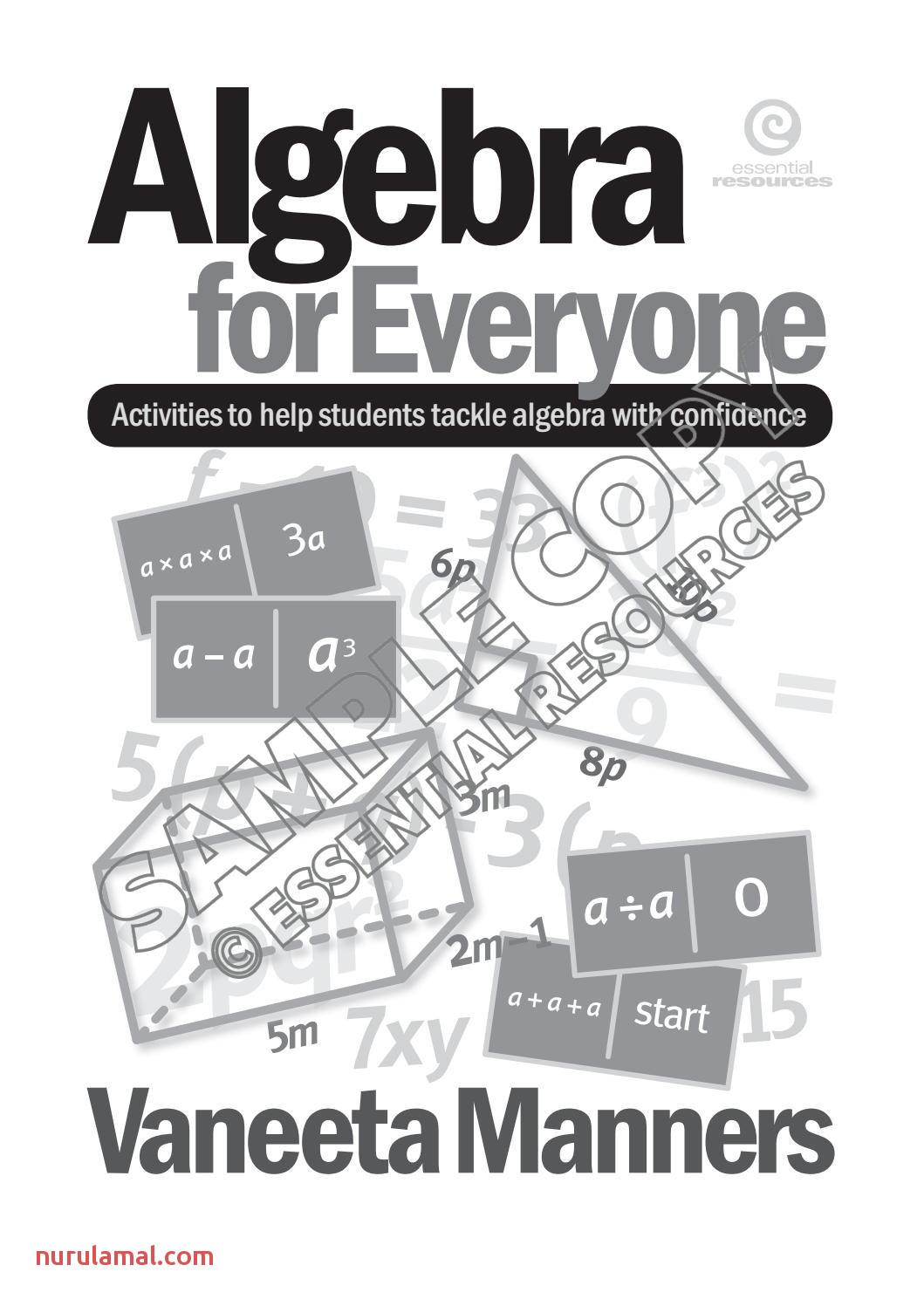 Algebra for Everyone by Outside the Box Learning Resources