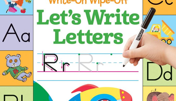 Amazon Write Wipe F Let S Write Letters