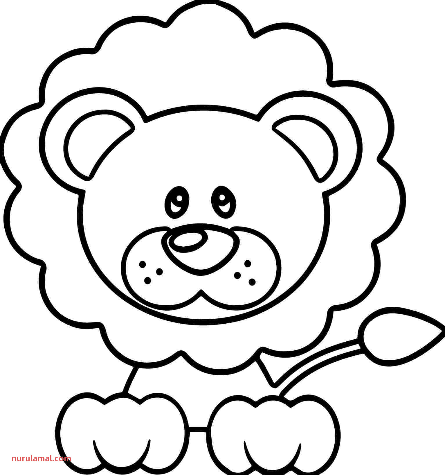 Animal Worksheet Animals Kids Coloring Animal Worksheet