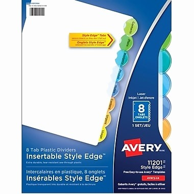 Avery Style Edge Template Best Of Avery Style Edge