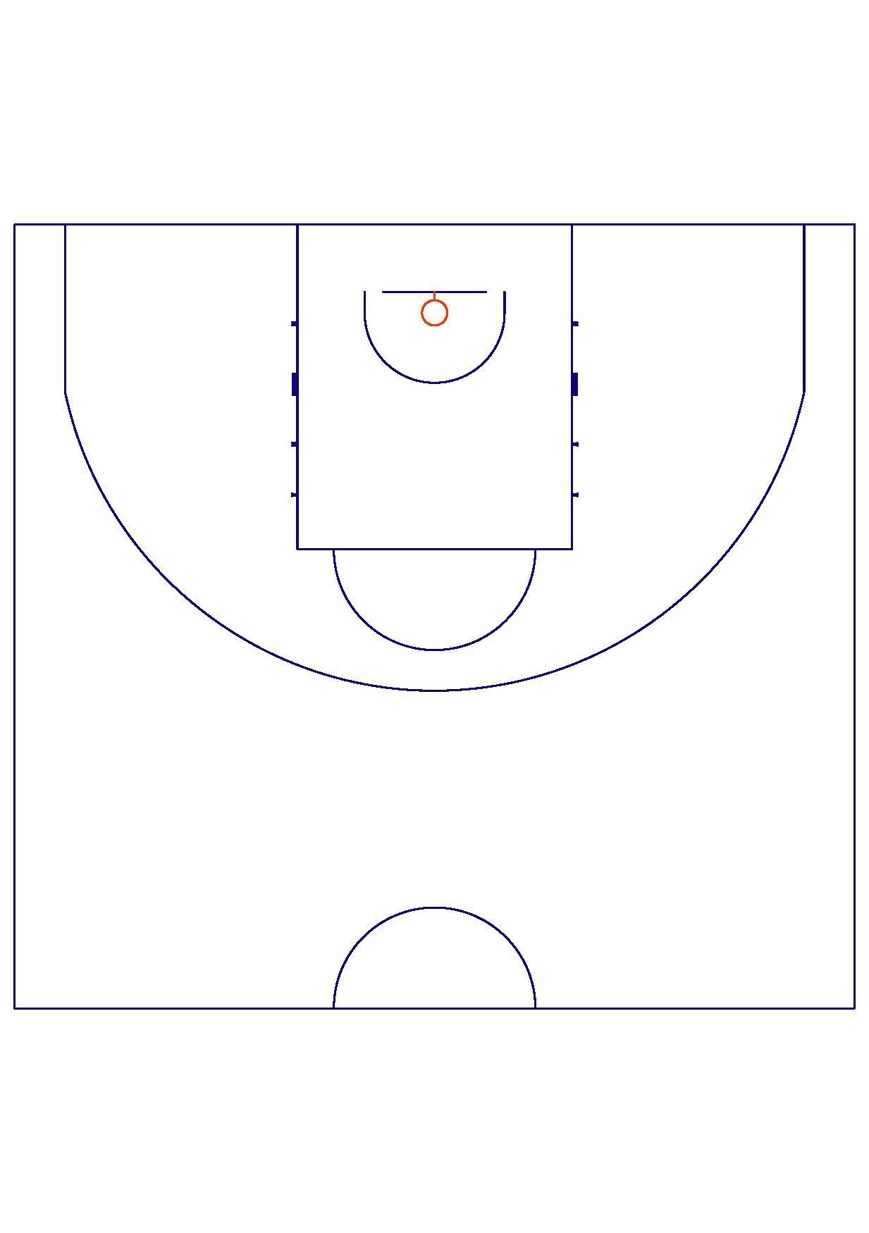 basketball half court diagram bing images  u2013 nurul amal