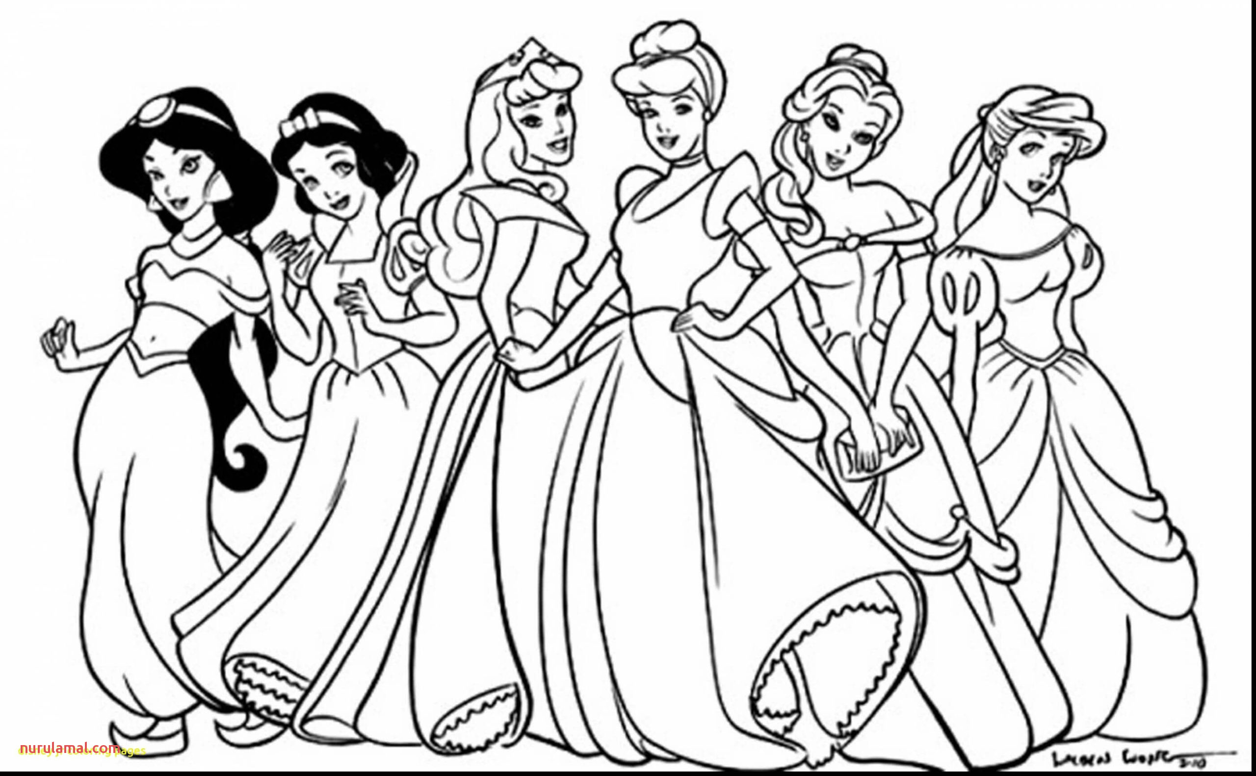 Beautiful Colouring Pages Disney Barbie – Ingbackfo