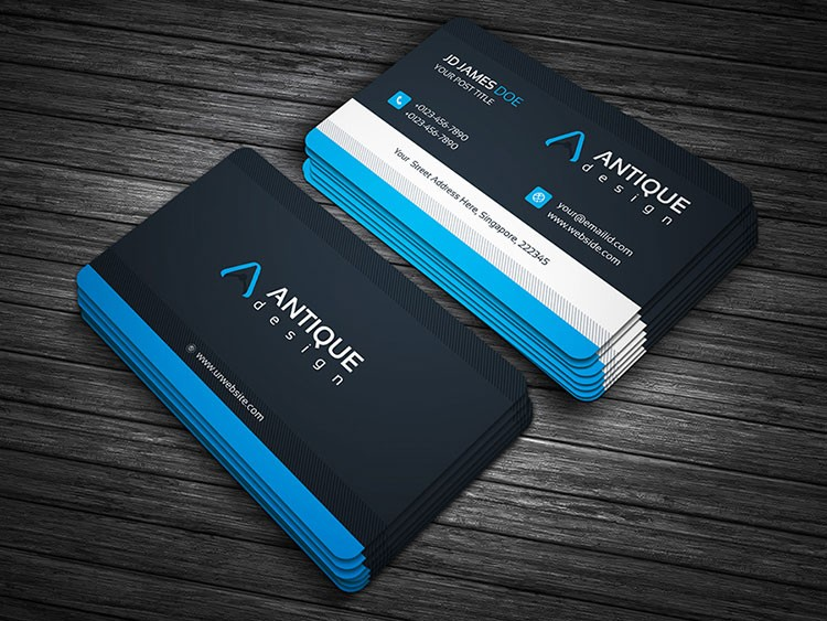 Best Business Card Templates Archives Template Catalog