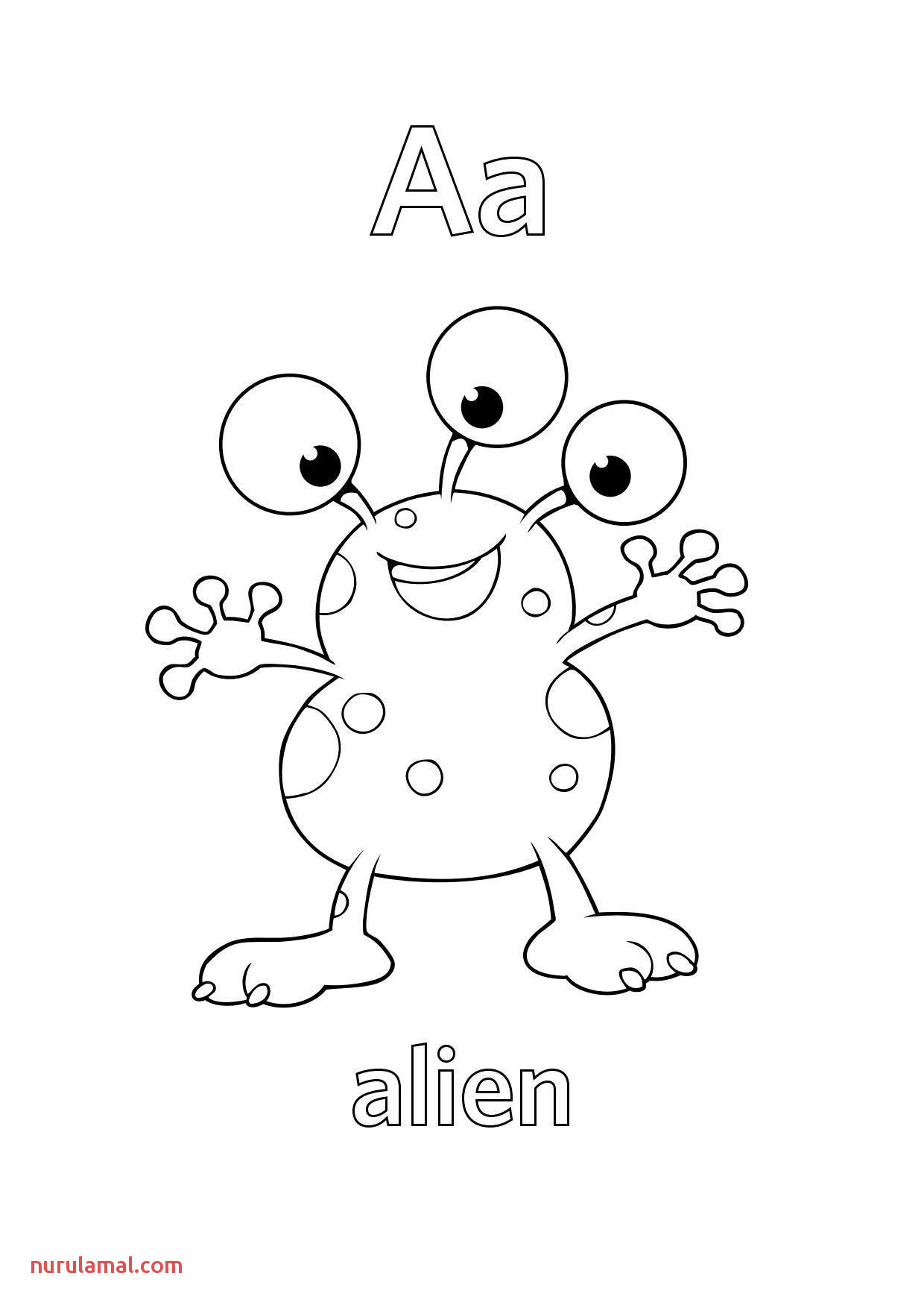 Best Coloring Pages English Alphabet – Ingbackfo