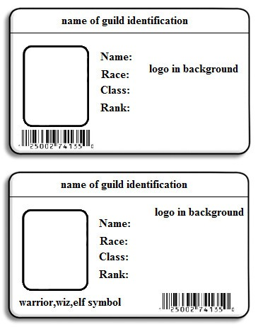 Id Card Templates Free Download