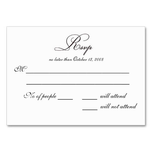 Business Reply Postcard Template