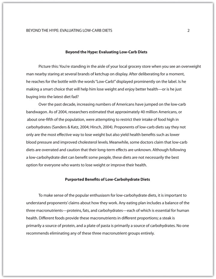 Best Photos Of Book Review Sample Apa Paper Apa Style