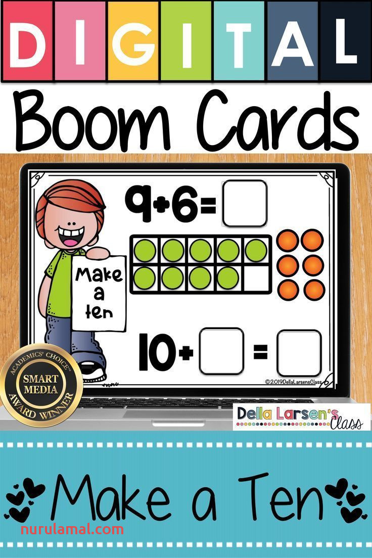 Boom Cards First Grade Addition and Subtraction Bundle
