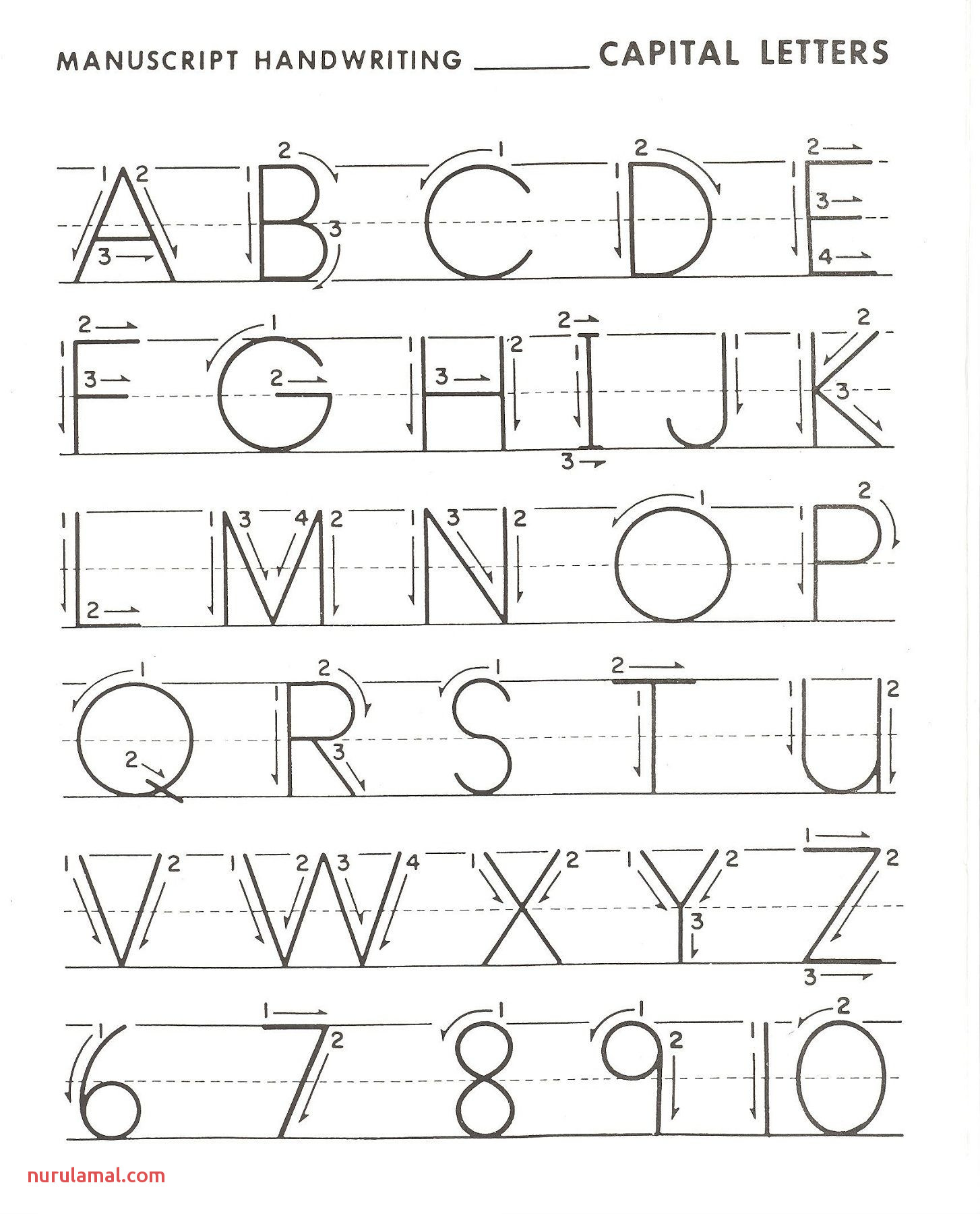 Braille Writing Alphabet Worksheets