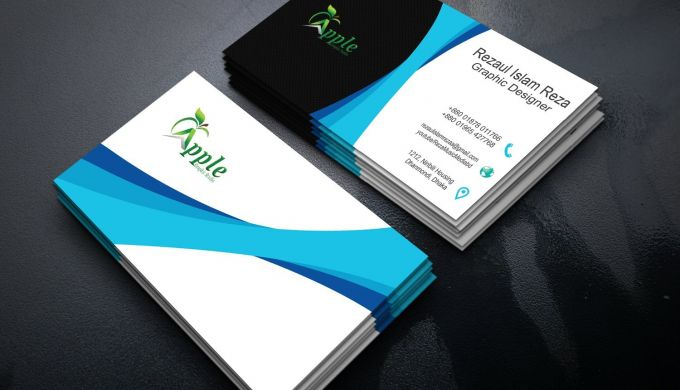 Business Card See Outlook