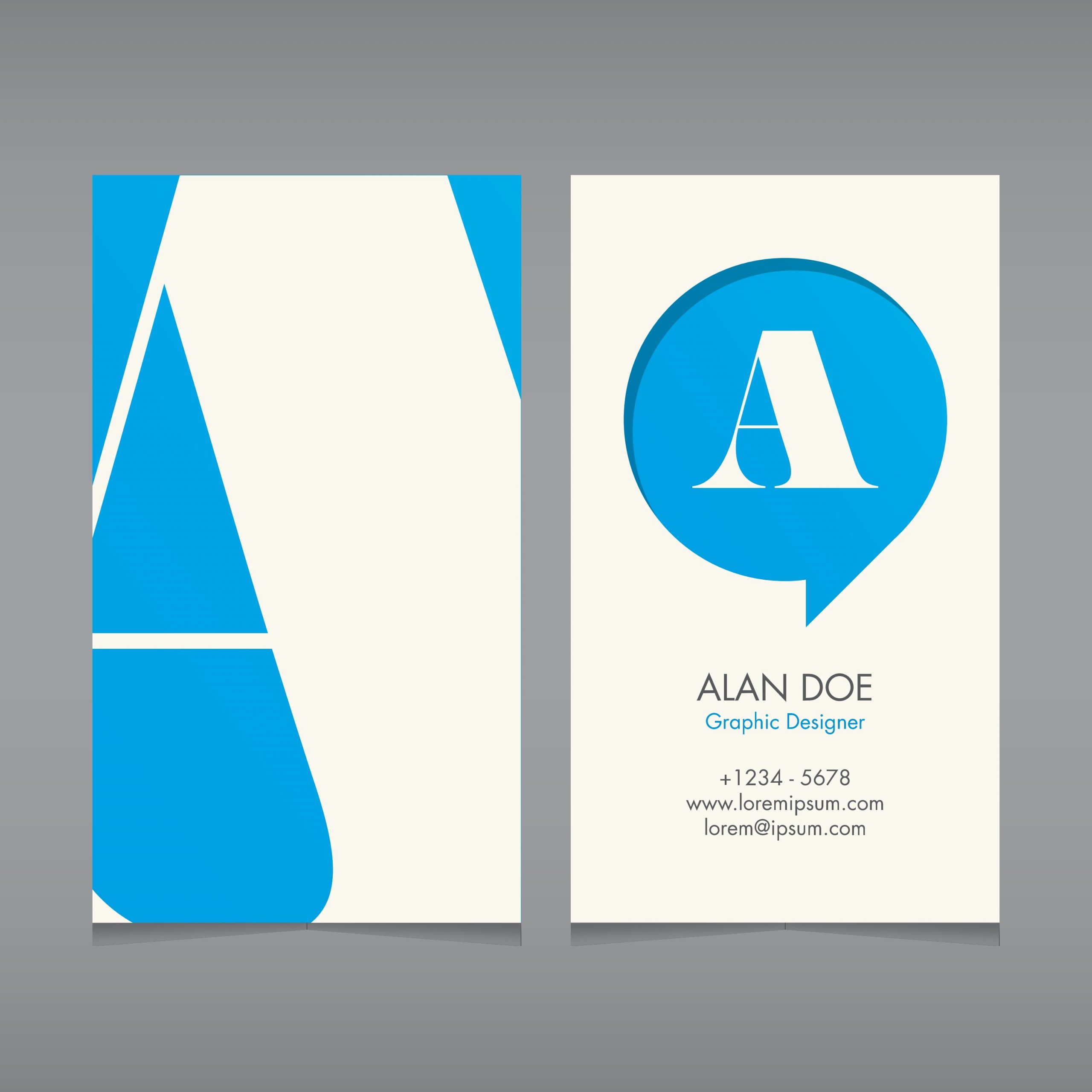 Business Card Template Ai Business Letter Template