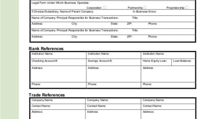 16+ Business Forms Templates