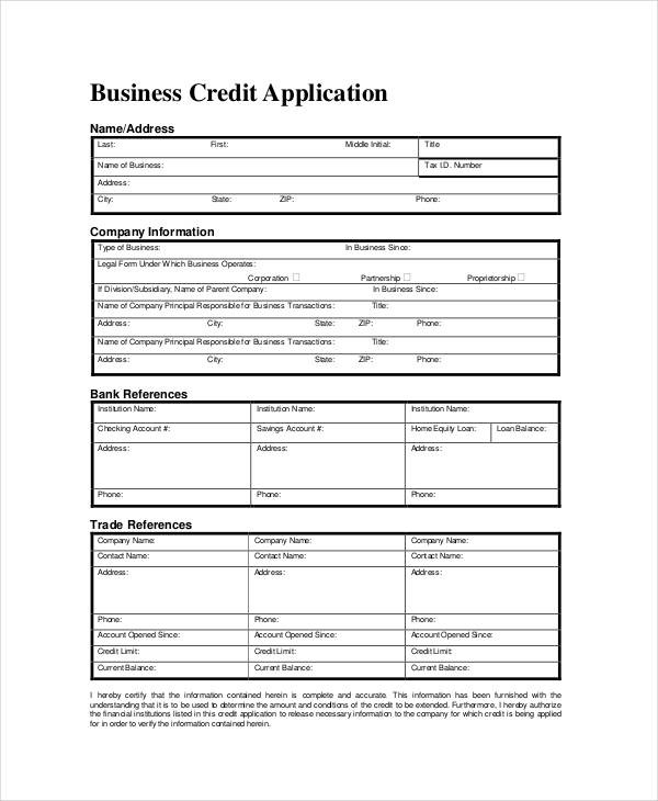 Business Forms Free Word Pdf Documents Download