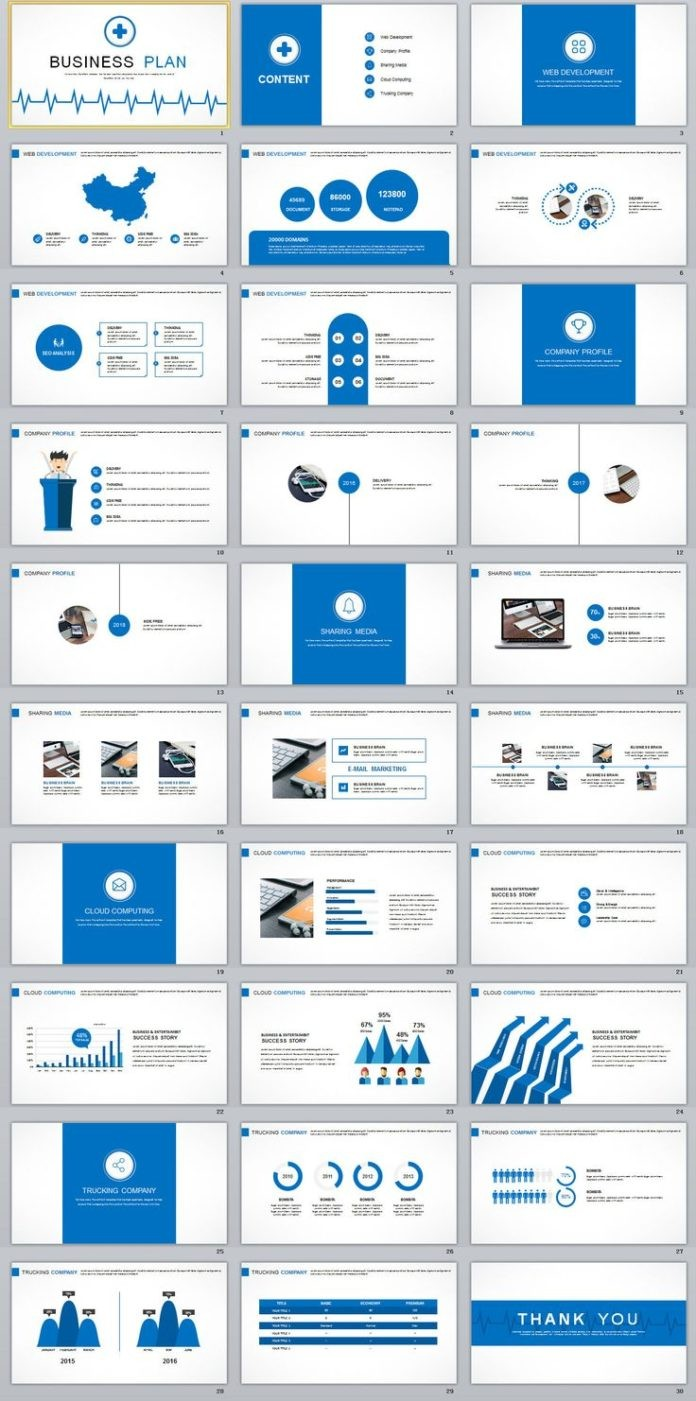 Business Infographic Best Business Plan Powerpoint