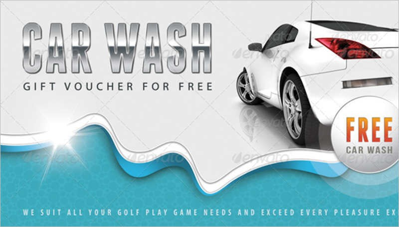 Car Wash Business Card Templates Free Psd Design Ideas