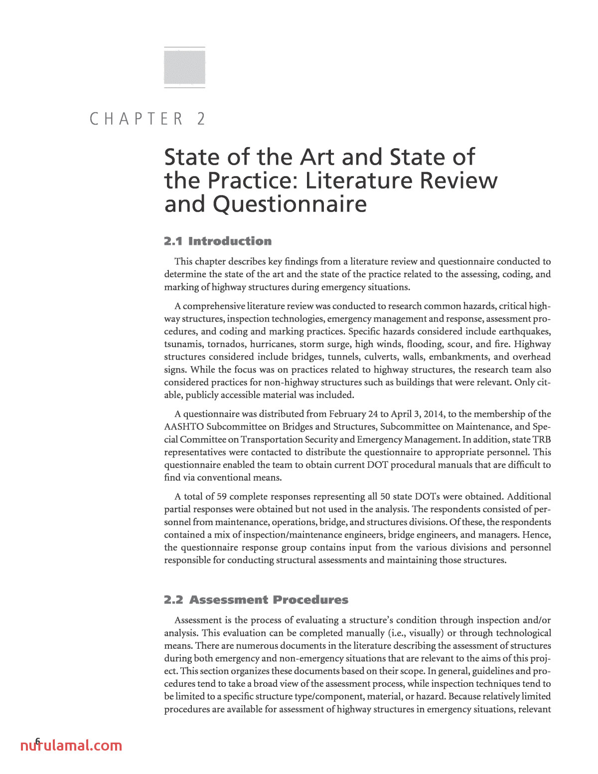 Chapter 2 State Of the Art and State Of the Practice