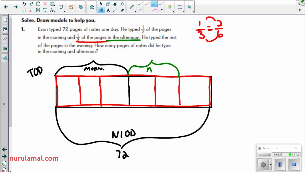 Chapter 4 Multiplication and Division Of Fractions 5th