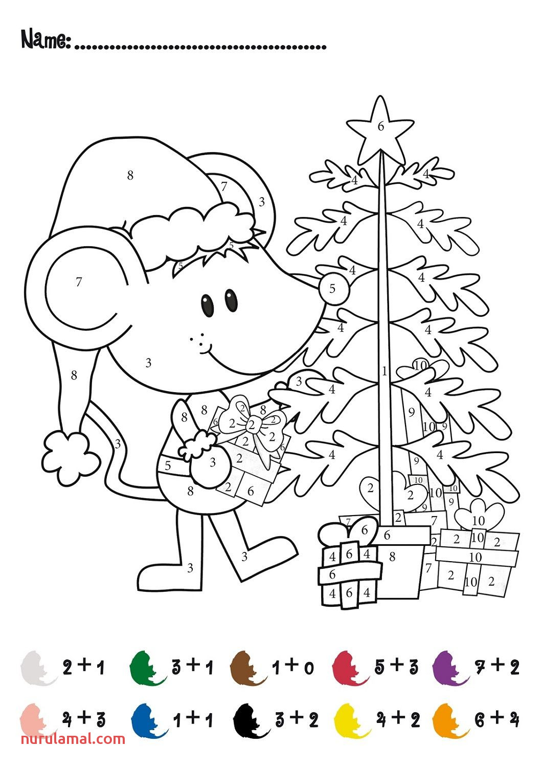 8b b497a2d bb316a57b941 free color by numbers worksheets christmas math worksheets 1060 1500