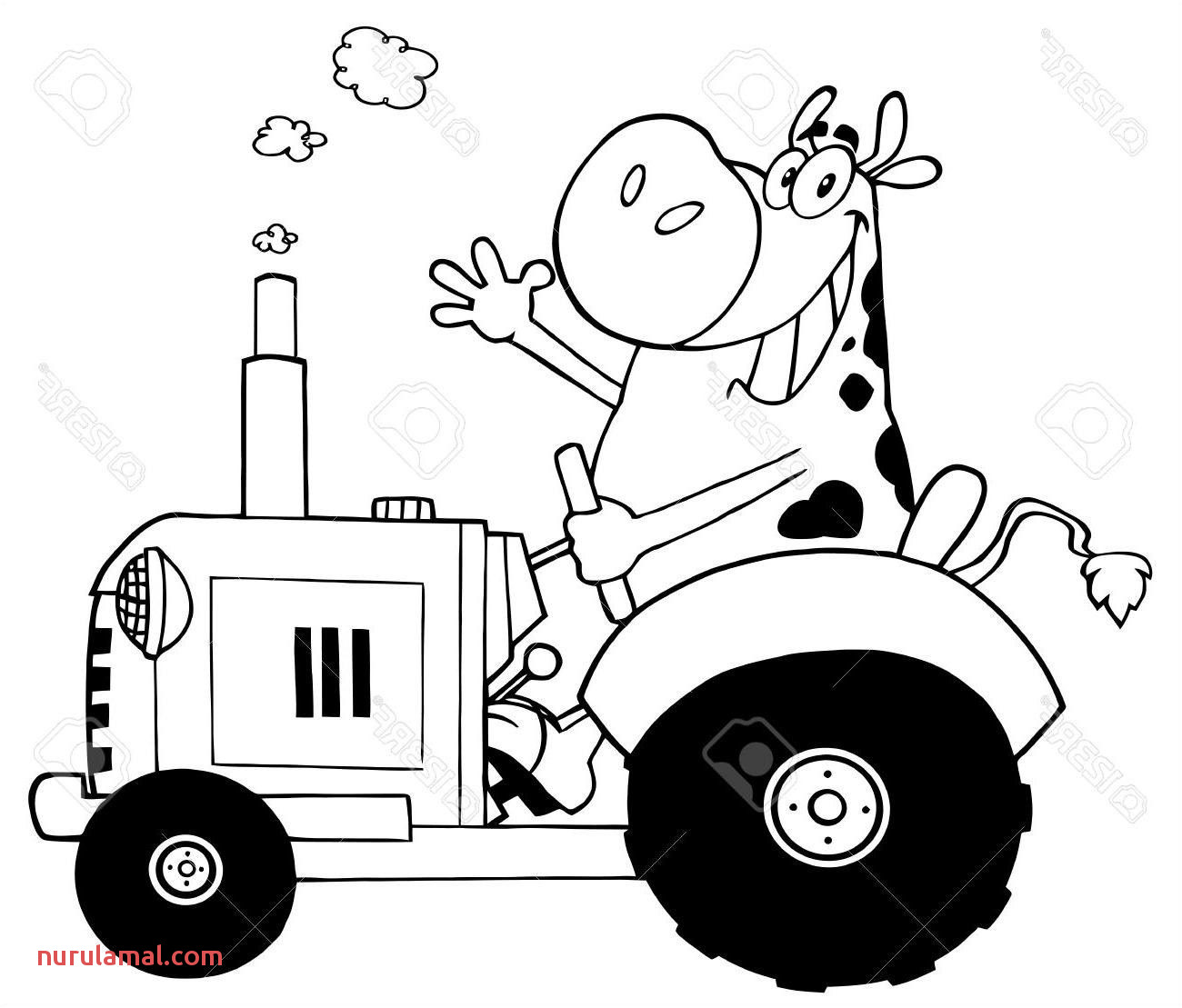 Coloriage Tracteur New Holland Facile Coloriage Tracteur New