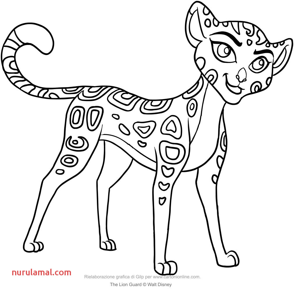 Coloring Book Lion Guard Printable Coloring Pages