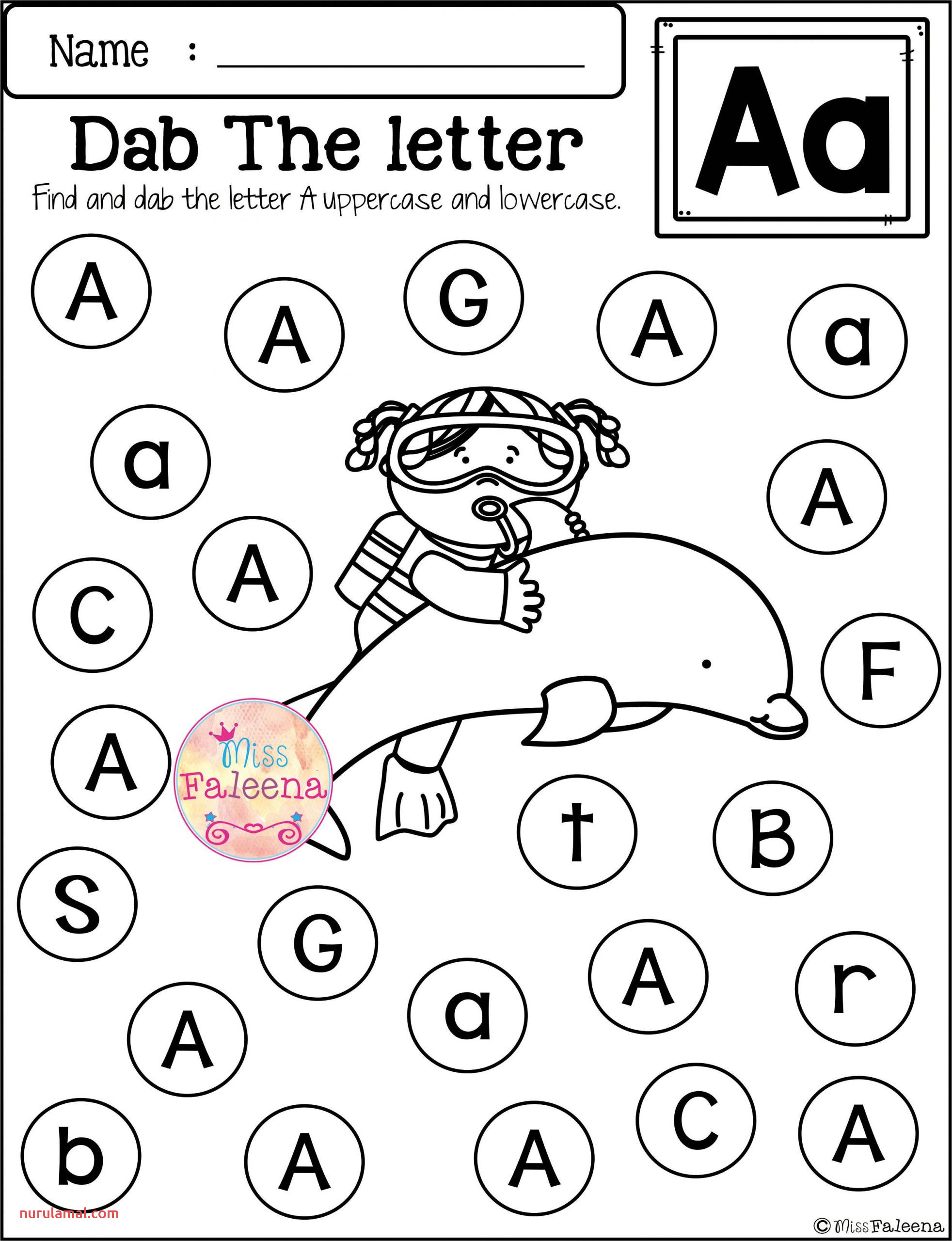 Coloring Pages Color Pages Free Alphabet Wksh Kindergarten