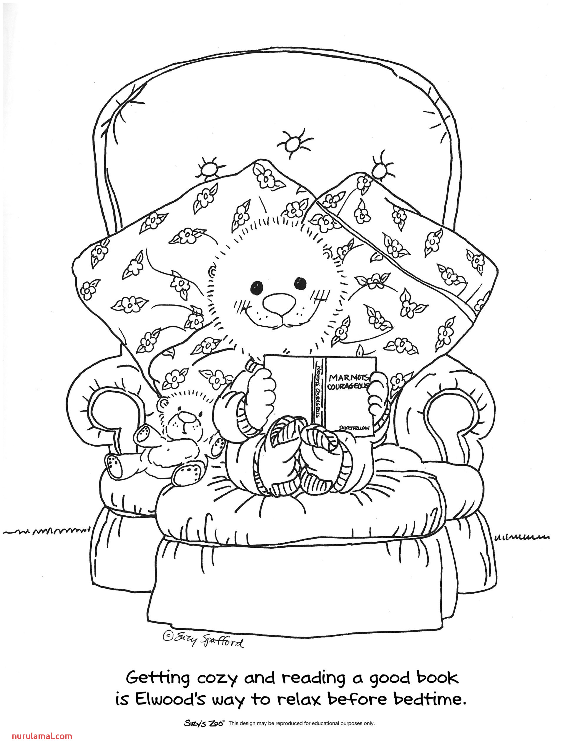 Coloring Pages Coloring Amazing Zoo Starry Night
