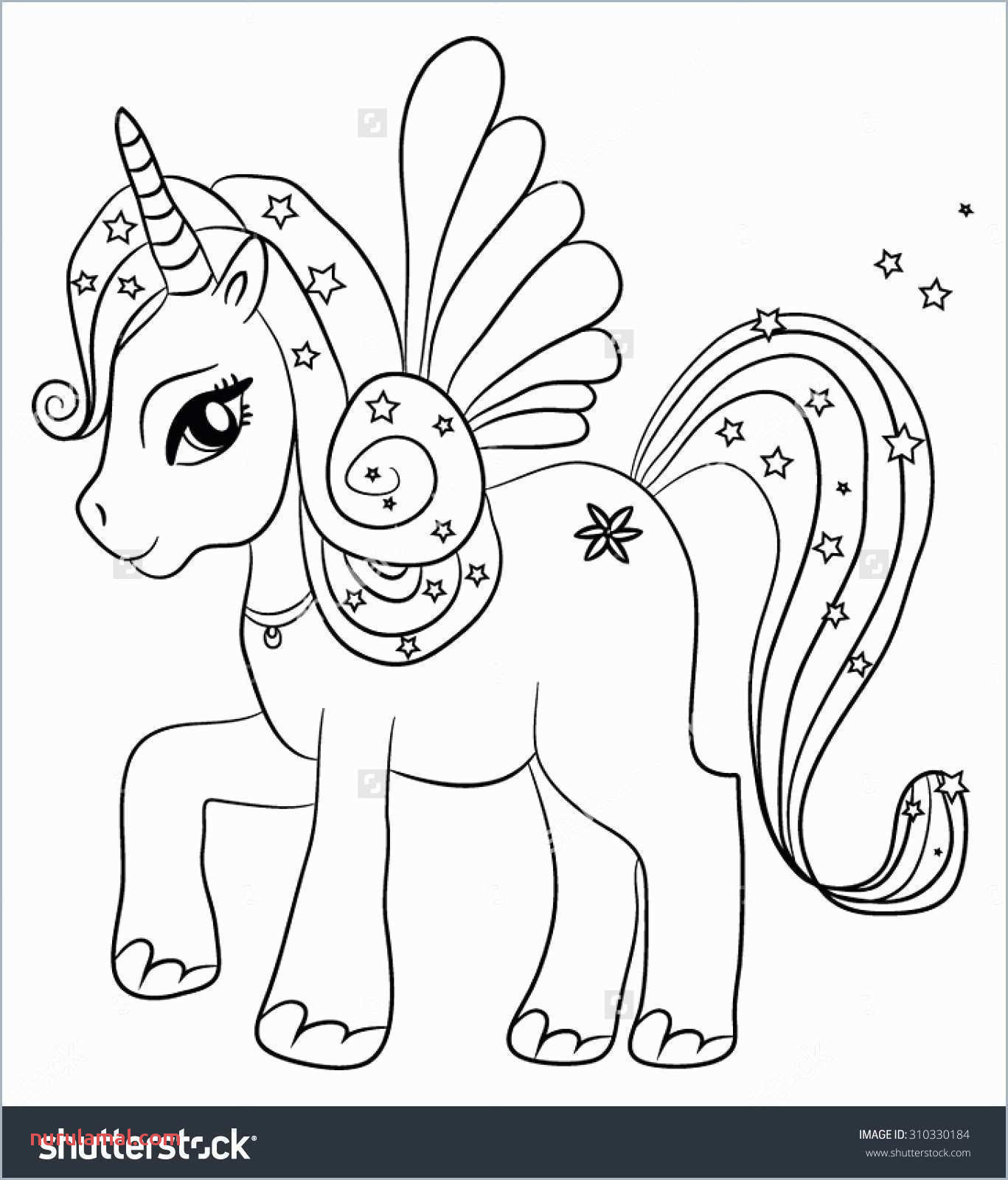 Coloring Pages Coloring Book Unicorn Fairy Worksheets for