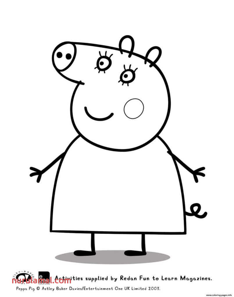 coloring mummy peppa pig printable pictures to colour mummy colouring images for sheets free print in template and family paper three little pigs sheet printables 805x1023