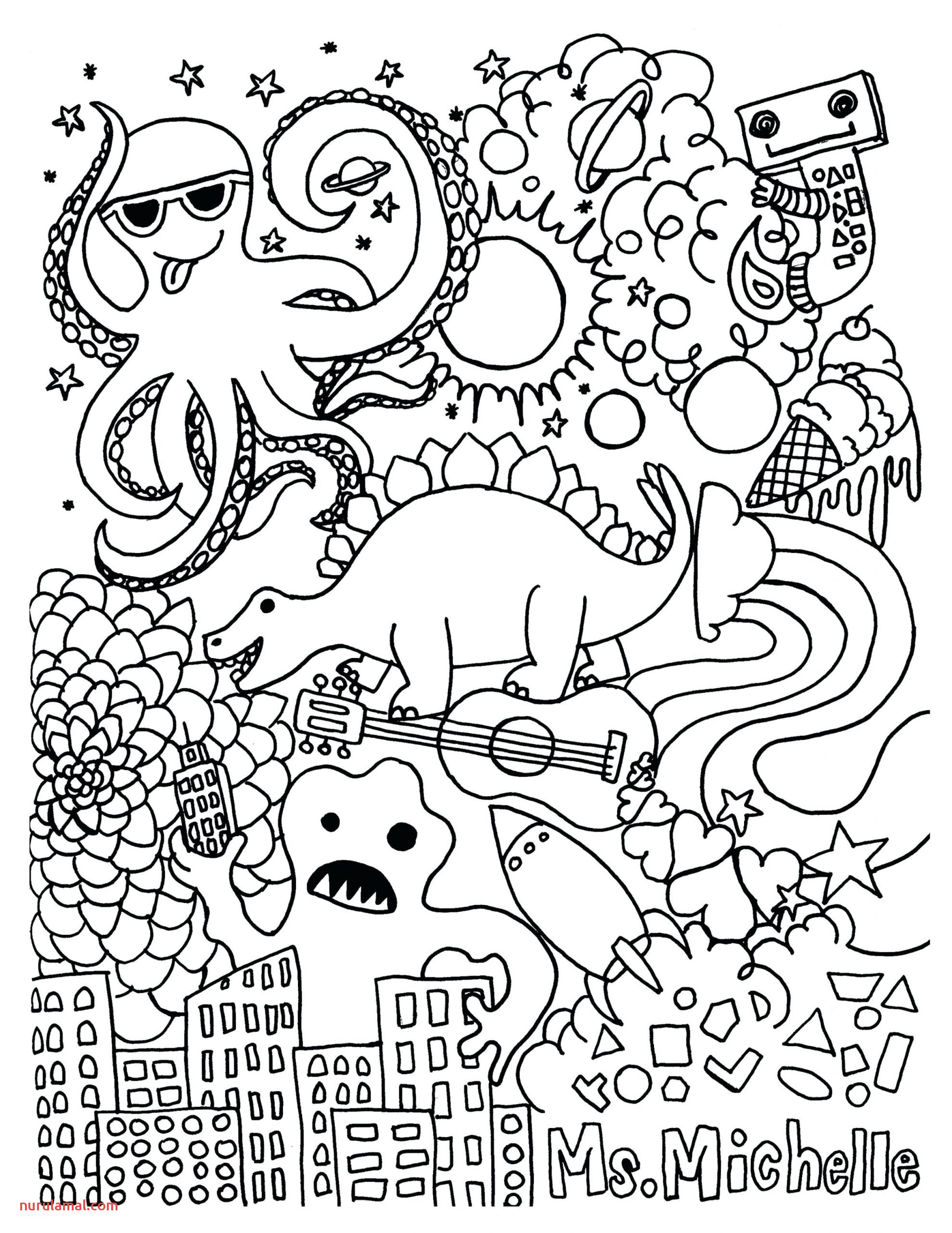 Coloring Pages Free Printable Easter Coloring Easy