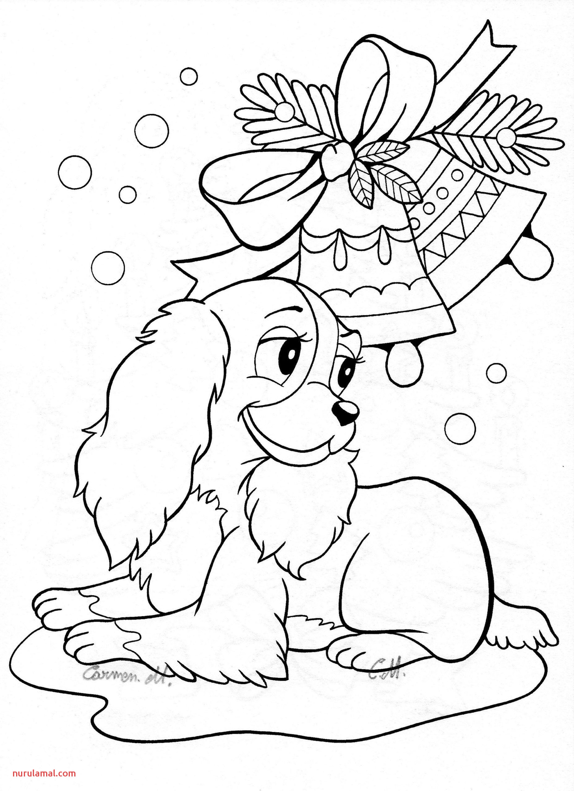 Coloring Pages Most Exceptional Free Coloring Puppies