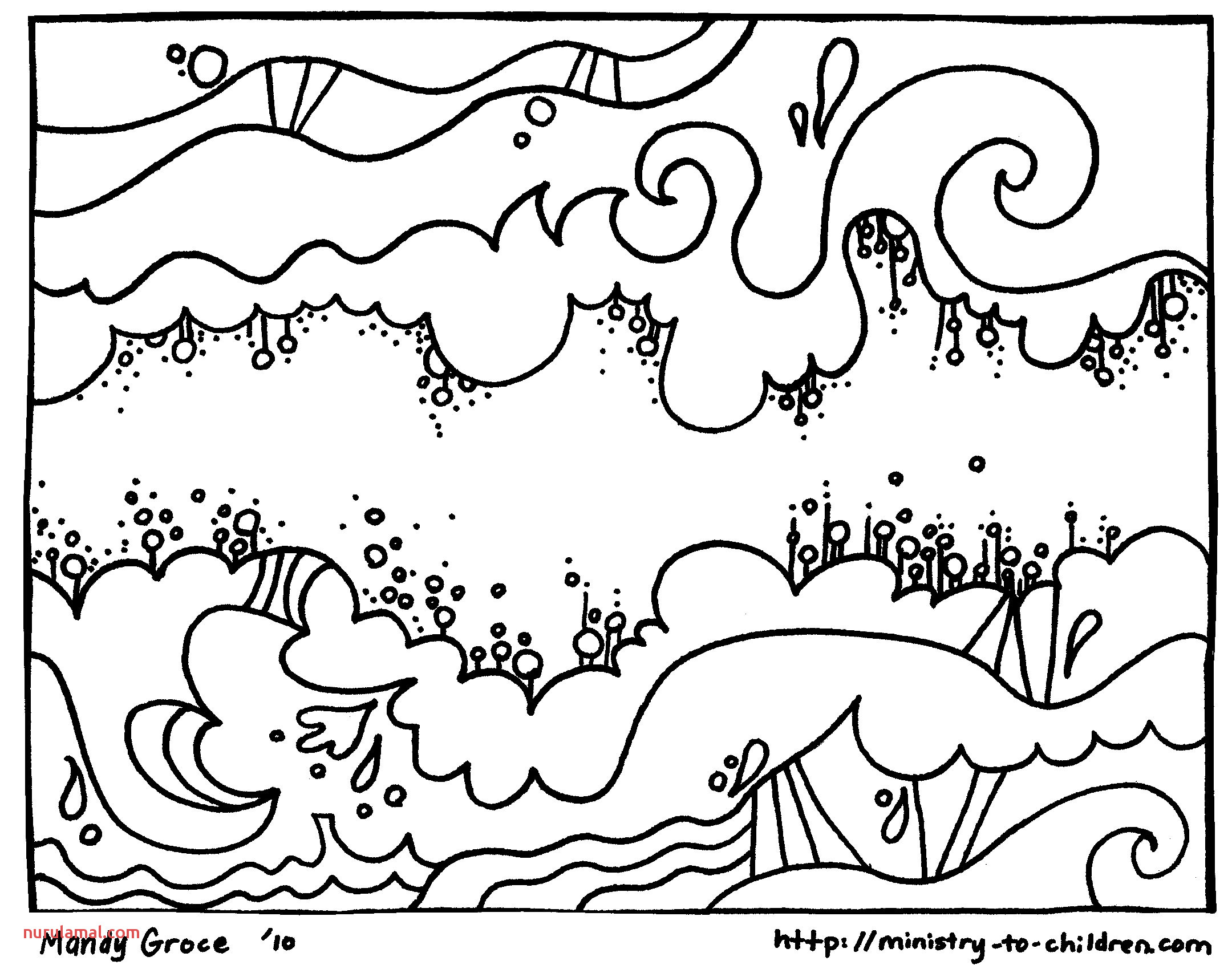 Coloring Pages Sky Coloring at Getdrawings Free for
