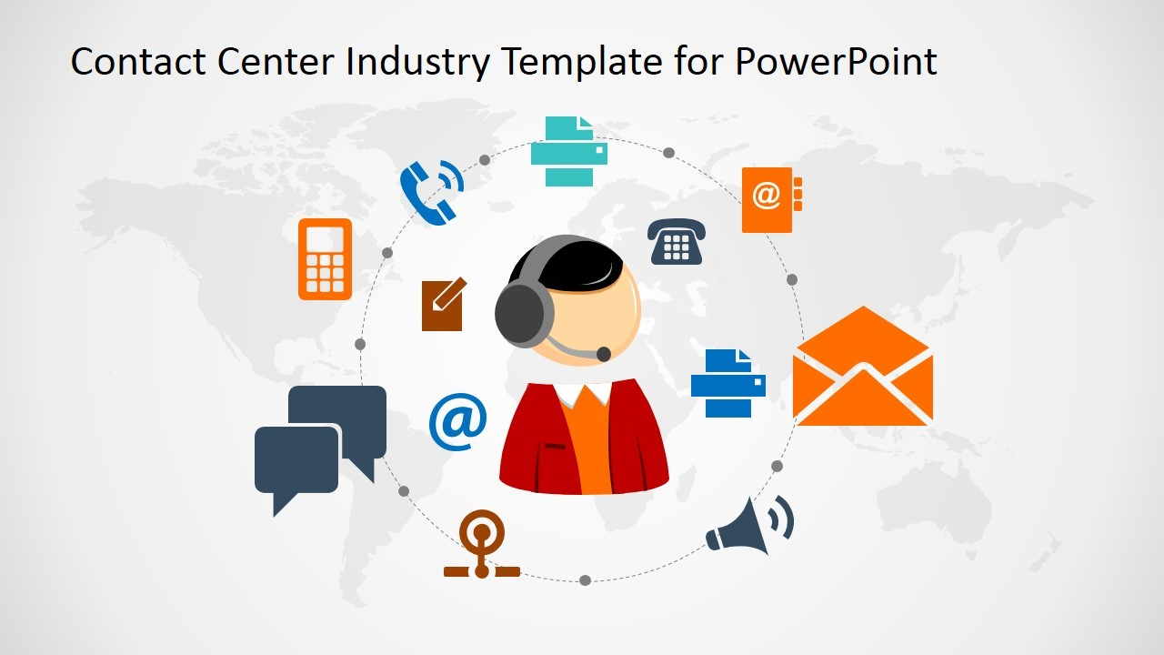 Communication Is Key Powerpoint Presentation Slidemodel
