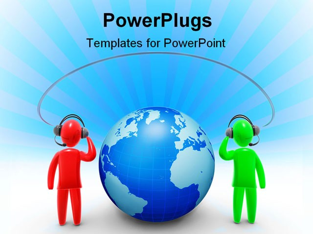Communication Powerpoint Template Yasnc.info