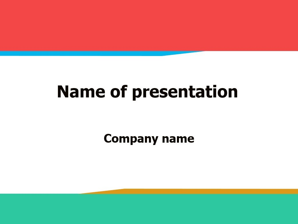 Communication Strategy Powerpoint Template Background
