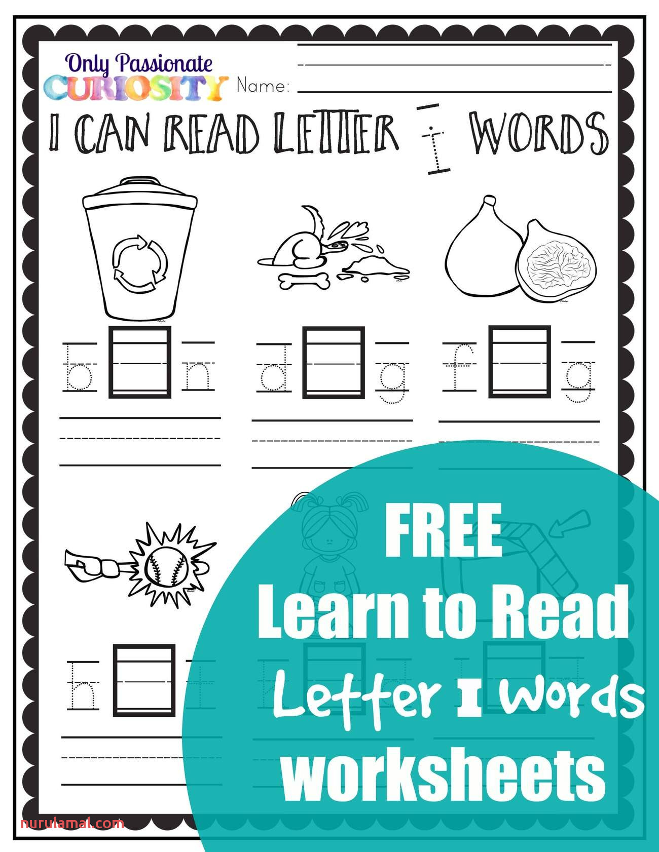Cvc Spelling Worksheets