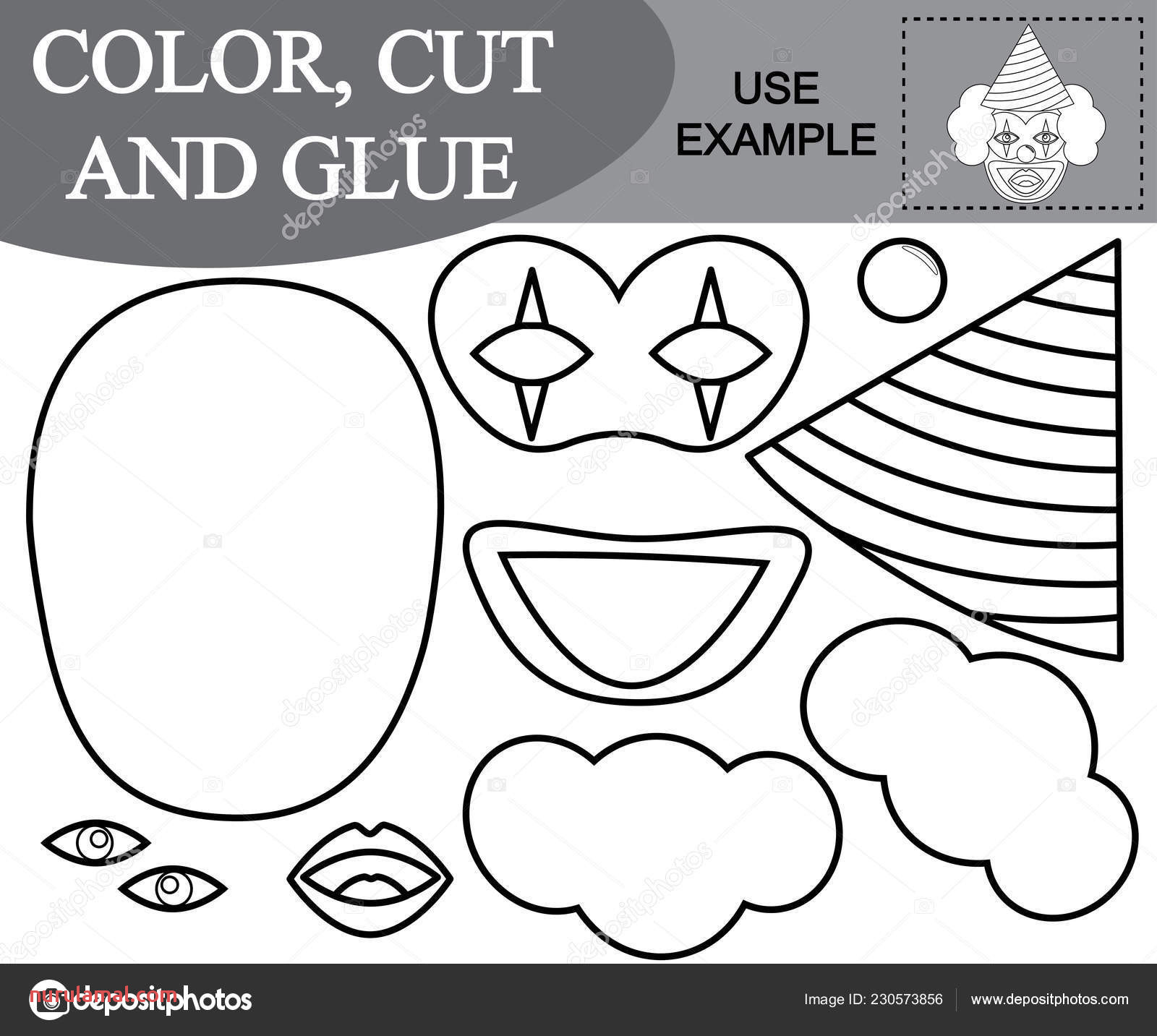 shapes to cut out for preschoolers 2nd grade addition and subtraction worksheets pdf easy mazes print pr printable kindergarten activities 5th activity 8th math help free problems sheets