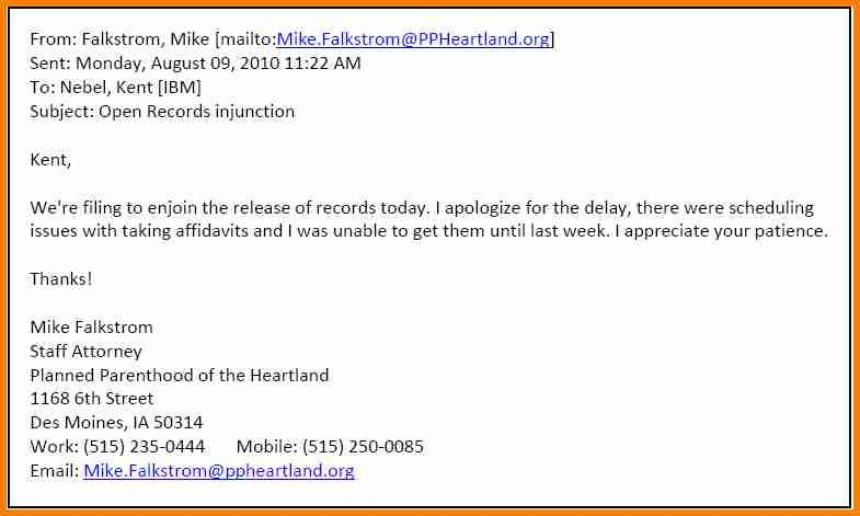 Email After Interview Example Penn Working Papers